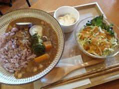 オーガニックカフェ amano-neの写真