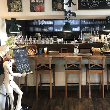 CAFE CAL SMILY DOGS スマイリードッグスの雰囲気1