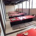 32名以上個室 【最大50名様】まで★★※系列店との併設店舗です。