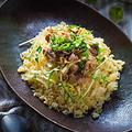 料理メニュー写真イベリコ豚の焼きめし