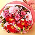 【サプライズに】花束買ってきます!!金額と色を事前に打ち合わせさせて頂きます。