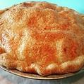 料理メニュー写真本日のケーキ:シンプルアップルパイ