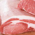 新潟のブランド豚を使用したメニューを多数取り揃えております。