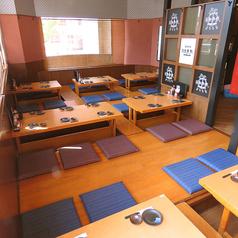 薩摩 魚鮮水産 鹿児島中央駅東口店の雰囲気1