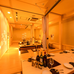 個室イタリアン肉バル カテリーナ 赤坂店の雰囲気1
