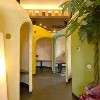 大人気の「かまくら個室」は多様なシーンにおすすめ!