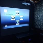 【個室902R】最大5名様 70インチスクリーン