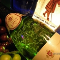 誕生日、記念日、歓送迎会にもぴったり★ご予約7大特典がございます!メッセージがほれるシャンパンボトルプレゼント♪