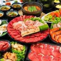 宴会コースは3500円/4500円/5500円と3種類ご用意有り!