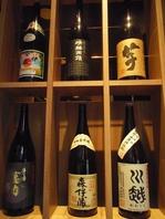 注目の高い日本酒ラインナップ☆