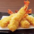 料理メニュー写真大海老天ぷら/穴子天ぷら