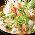 料理メニュー写真クリーミー牡蠣鍋