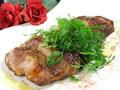 料理メニュー写真糸島豚のロースト