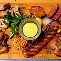 料理メニュー写真MEAT GRILL PLATTER