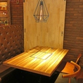 【おすすめ4】ソファー席・個室完備!落ち着く空間で、本場の韓国料理を楽しめます。