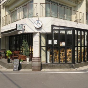 IBU Itabashi Brewers Unitの雰囲気1