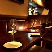 木の温もり溢れる空間♪お食事はもちろん、飲み会や宴会、女子会などにも是非ご利用ください。