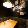 【3F】お席ごとに少しテイストを変えたお洒落空間♪インスタ映えする写真を撮りながら飲み会を楽しみたいお客様にもおすすめ★