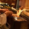 炭火で焼いた焼鳥は旨味凝縮で格別!