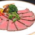 料理メニュー写真阿波牛のイチボステーキ