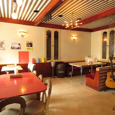 EBISU cafeの雰囲気1