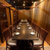 テーブル個室★16名様まで◎様々なシーンに合わせた個室をご用意♪