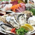 料理メニュー写真岩手県産殻付き牡蠣