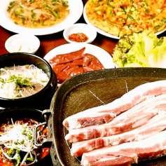 韓国食堂 ジョッパルゲ 荻窪の特集写真