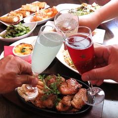 イタリアン居酒屋 CEPPO チェッポのコース写真
