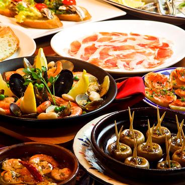 CASA DEL GUAPO カサ デル ガポ 池袋西口店のおすすめ料理1