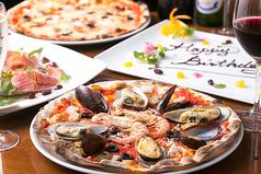 Pizzeria D・F Azzurroのコース写真