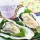 料理メニュー写真全国お取り寄せ牡蠣の焼き牡蠣