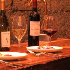 ワインと肉 Millau ミヨーのコース写真