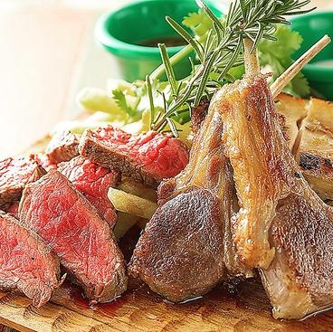 肉とアジアン binginのおすすめ料理1