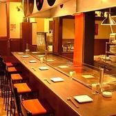 路地裏ビストロ&鉄板焼 羊の家 堺東店の雰囲気3