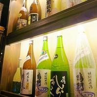 四国のこだわり厳選銘柄酒は多治見でご堪能頂けます!