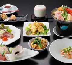 和食 会席 こもれびのおすすめ料理1