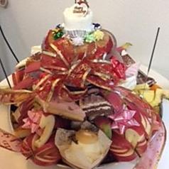 ◎誕生会◎ サプライズ誕生会しませんか?特大5段マウンテンケーキもありますよ…いろいろわがままを聞かせてください!