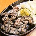 料理メニュー写真鶏ハラミ炭火焼
