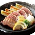 料理メニュー写真お魚ステーキ~わさびバター仕立て~