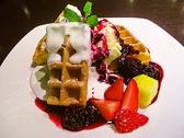 cafe緑の星のおすすめ料理3