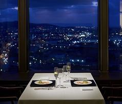 リーガロイヤルホテル小倉 レストラン シャンボールの雰囲気1