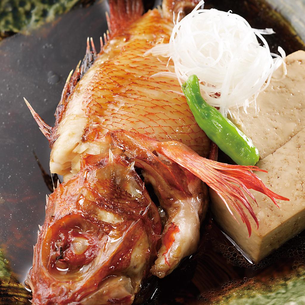 北海道産きんきは煮付けでも炙りでも!脂ノリも絶妙です。数量限定!