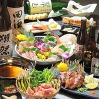 季節ごとの美味しいお料理をゆったり個室でご提供・・・