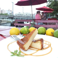 広島レモンのチーズケーキ★
