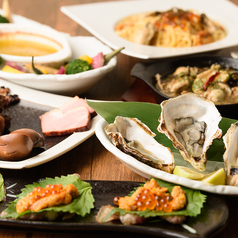 Oyster&Smoked BAR SANGO オイスターアンドスモークド バー サンゴの特集写真