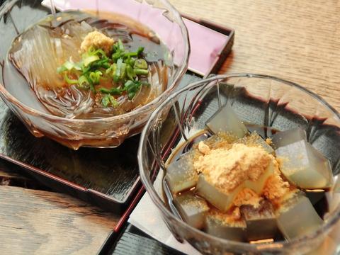 伊勢志摩の伝統料理や海藻を使った自家製スイーツが食べられる海の博物館併設カフェ。