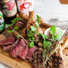 肉×クラフトビール 有楽町 SORAバル ソラバルのコース写真