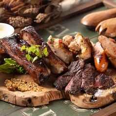 肉とチーズの古民家バル ISHIYAMA MEAT MARCHEのコース写真