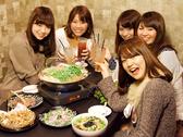 女子会です!!岡山駅周辺で個室の居酒屋と言ったら、若の台所岡山駅前店です♪是非、当店をご利用ください!また、どのようなことでも一度お問い合わせください。できる限り、ご相談にお乗りします!お待ちしております!!